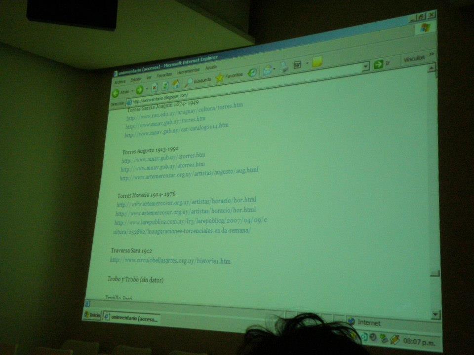 El archivo como obra, dentro de la muestra Nuevas vías de acceso II