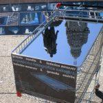 Un carrito al cielo – Instalación Fotográfica en el MNAV