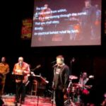 "Luis Bravo, ""El estallido"" en JAZZPOETRY, Pittsburgh"