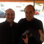 Entrevista a Rubén Olivera con motivo de su presentación junto a Mauricio Ubal en Sala Zitarrosa