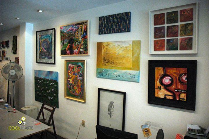 Galería Arte Viaja - Ciudad Vieja - MVD - Setiembre 2012 © Federico Meneses
