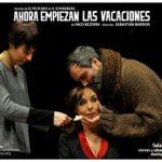 Ahora empiezan las vacaciones, obra de Paco Bezerra, en una versión sobre El Pelícano de August Strindberg