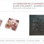 La condición de lo humano, entrevista a Elián Stolarsky y Álvaro Zunini