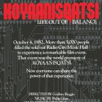 Koyaanisqatsi (1982)