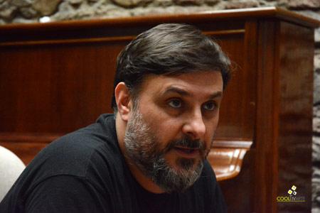 Entrevista a Fernando Santullo Foto © Federico Meneses