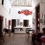 Arte y turismo: una española en el paisito