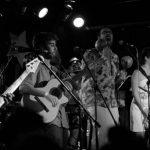 De pies a cabeza, La Imbailable Cumbia Orquesta en Bluzz Live