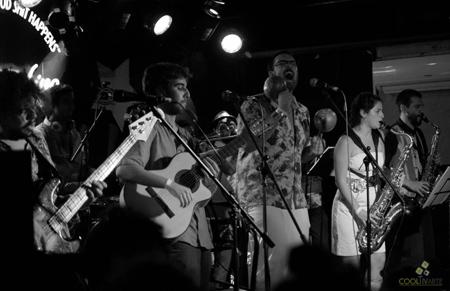 La Imbailable Orquesta - 26 Abr. 2014 - Bluzz Live © Cinty Posse