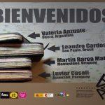 Residencia en Paraguay, entrevista a Martín Barea Mattos