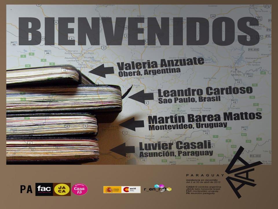 Residencia en Recorrido - Paraguay AAA
