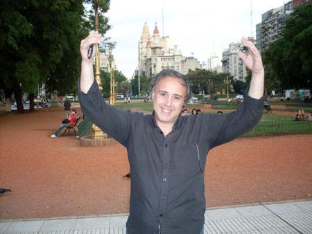 Ricardo Gracián - foto perfil de facebook