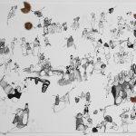 Site specific en la Bienal de Montevideo, entrevista Ricardo Lanzarini