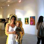 En la gran manzana, entrevista a Catherina Romanelli