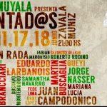 """Malena Muyala presenta """"Encantad@s"""""""