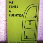 Me tenés a cuentos. Entrevista a Verónica Tellechea