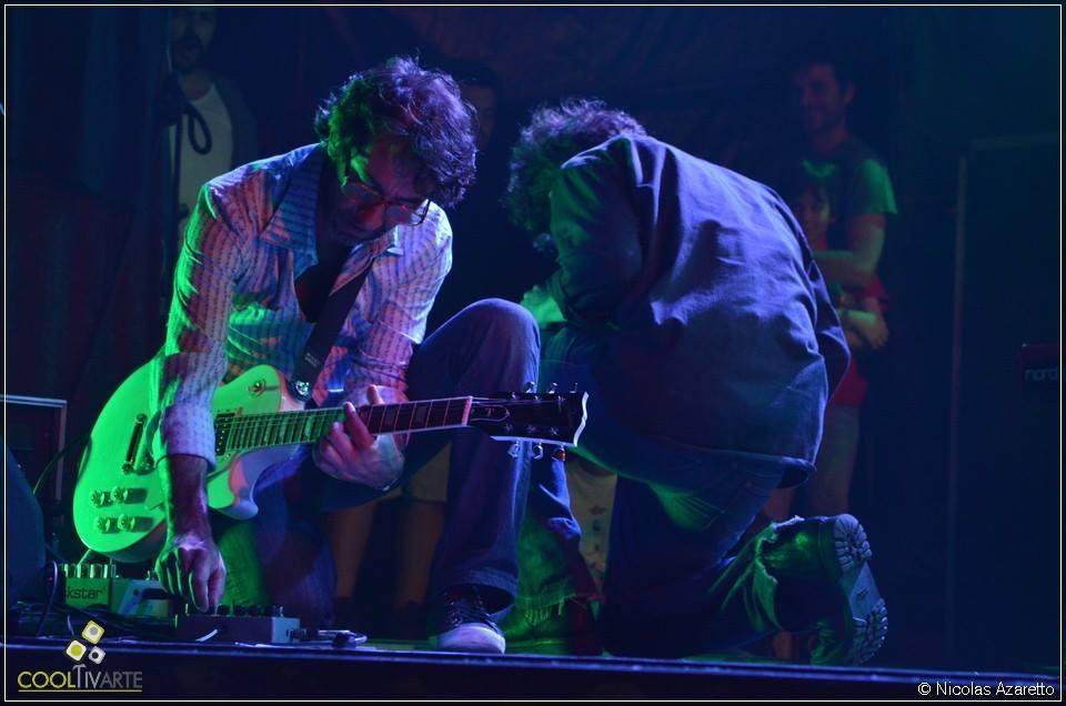 Farra, show de Hermanos Laser y Buenos Muchachos - Diciembre 2013 © Nicolás Azaretto Carrique