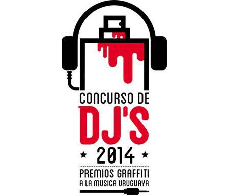 Concurso de DJ´s Premios Graffiti con música uruguaya