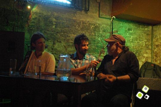 La culpa es mía, biografía de Tabaré Rivero - El Tartamudo - Diciembre 2011 © Federico Meneses