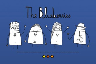 the-blueberries