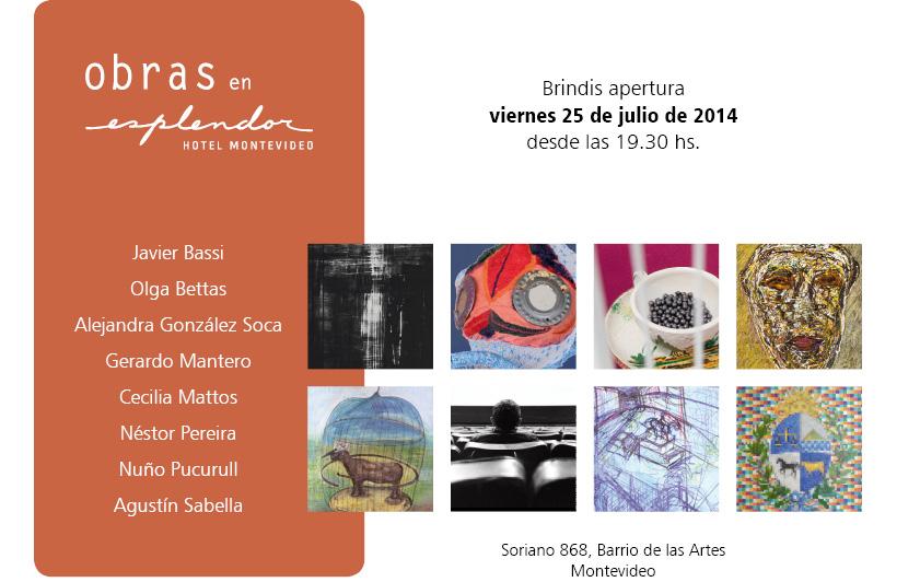 Javier Bassi, Olga Bettas, Alejandra González Soca, Gerardo Mantero, Cecilia Mattos, Néstor Pereira, Nuño Pucurull y Agustín Sabella