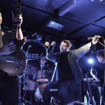 El pasado sábado 5 de julio cientos de fanáticos de La Trampa revivieron una Muerte Serena, transpirando alma y cuerpo en el show de la banda Toco y Obligo.