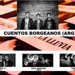 """AYER LA LLUVIA """"CAMPAÑA DEL JUGUETE 2014"""" – Cuentos Borgeanos (Ar.), Nico Sánchez, Control Z y Puzzle de Uruguay"""