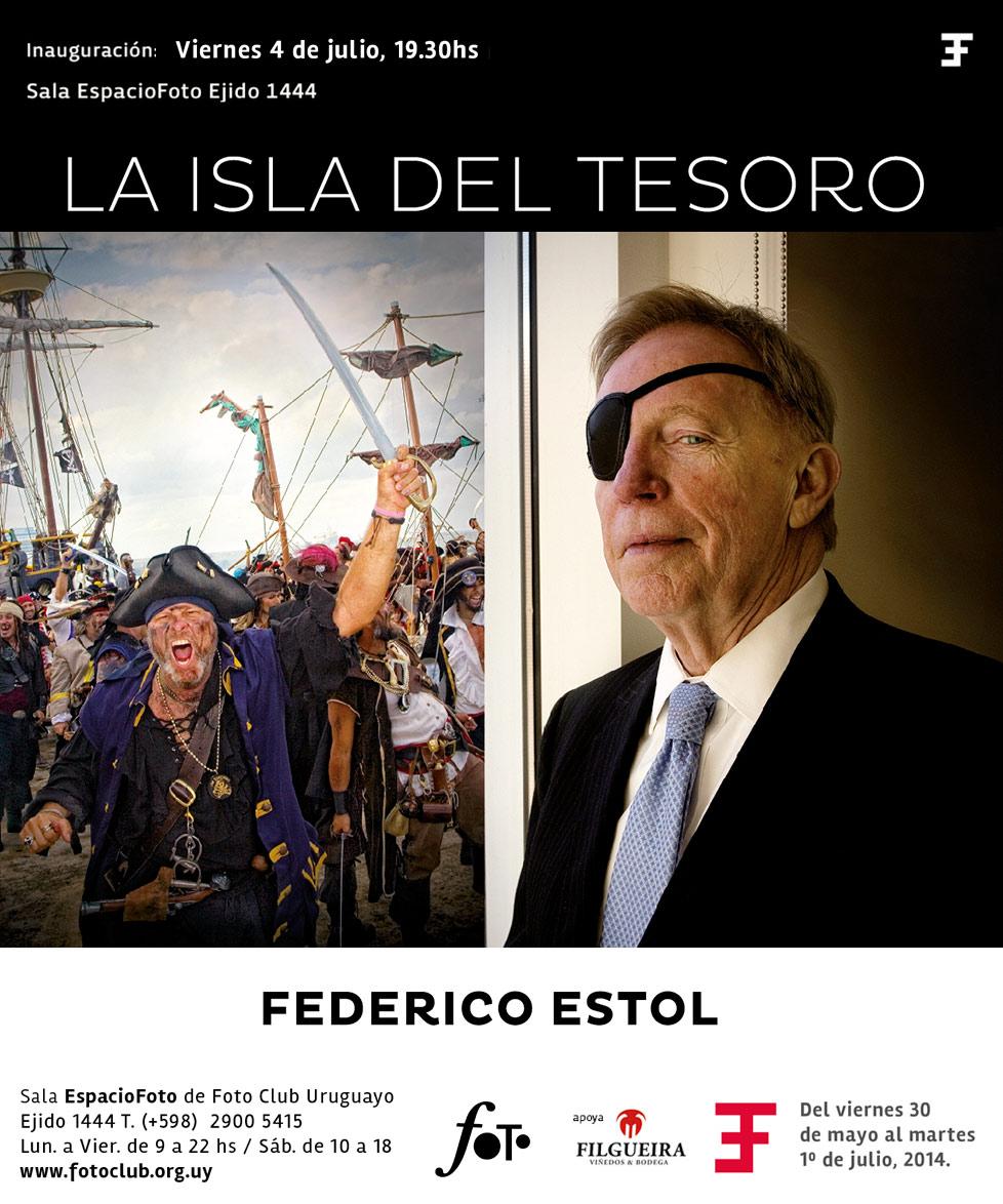 LA ISLA DEL TESORO, FEDERICO ESTOL