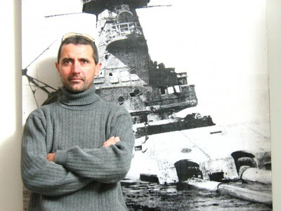 Arte Chatarra, entrevista a Antonio Squillaro