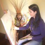 Espátula y óleo, entrevista a Carolina Lorda