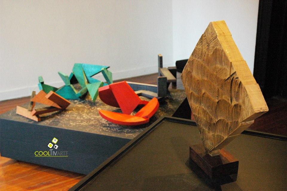 Exposición Juan Tolosa - La Pasionaria - Octubre 2010 © Federico Meneses