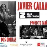 TANGO DE DOS ORILLAS – JAVIER CALAMARO Y PROYECTO CANIBAL TROILO EN LA SALA ZITARROSA