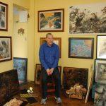 Arte sanador, entrevista a Claudio Tamosiunas