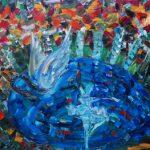 El lago de los cisnes, entrevista a Daniel Tomasini