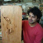 De madera, entrevista a Mario Sobrera