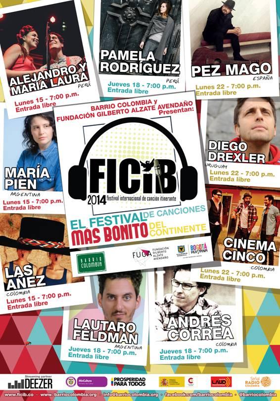 imagen - Festival Internacional de Canción Itinerante de Barrio Colombia