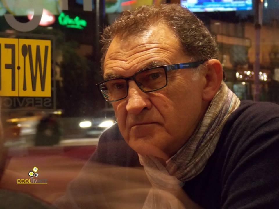 Sr. Ángel Corpa, quien se presentará por primera vez en uruguay el próximo jueves 4 de setiembre (Sala Zitarrosa). © Denis M. Rivarola