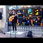 Magela Ferrero canta Thank you y Adiós en el CCE / FILBA
