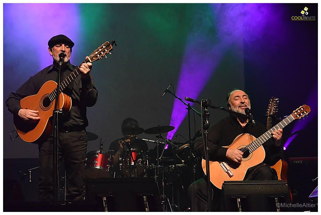 Larbanois & Carrero | JUNTOS Y EN DIALOGO | 250 años de Artigas | 92 años de Vivian Trias | Sala Zitarrosa | 16 Set 2014 Fotografías : Michelle Altier