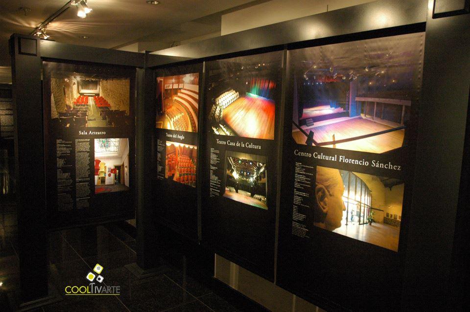 imagen - Exposición de salas de teatro en el solis - Agosto 2010 - © Federico Meneses