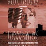 """Sol Bauzá presenta """"Jazz (& Más)"""" en Solitario Juan"""