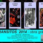 Tránsitos 2014 – Obra Gráfica