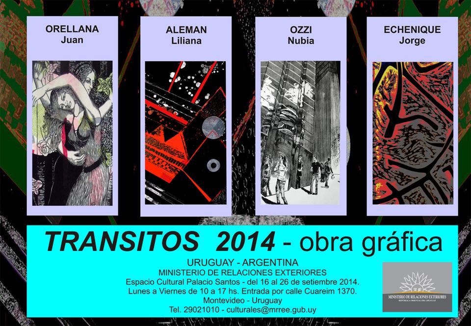Transitos 2014 - exposicion