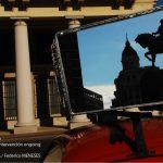 """Un Carrito al Cielo """"Ernesto RIZZO"""" Intervención ongoing"""