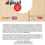 INAUGURACIÓN DE EXPOSICIÓN «DEL PLOMO AL PÍXEL»