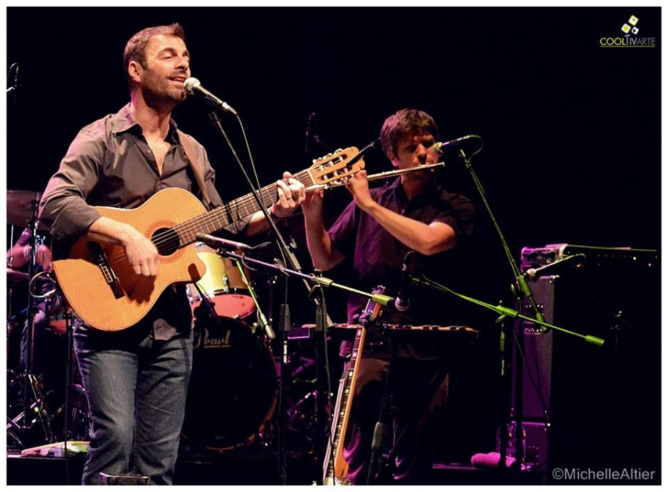 imagen - Kevin Johansen + The Nada - Oficial | Teatro Solís | Octubre 2014 Fotografías : MichelleAltier