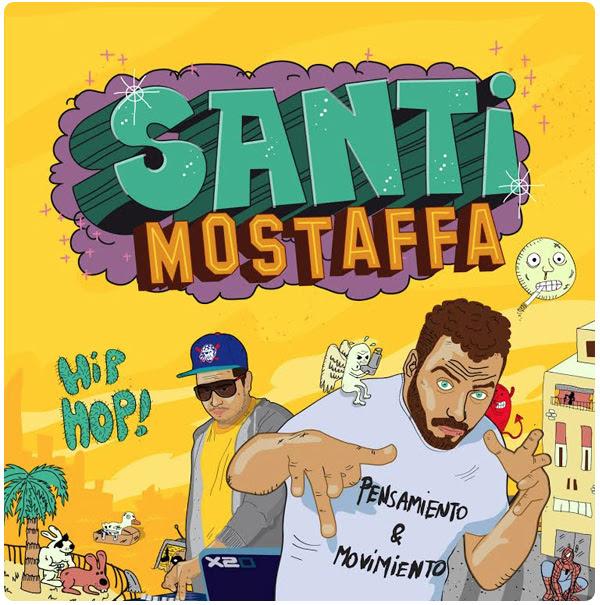imagen - disco SANTI MOSTAFFA