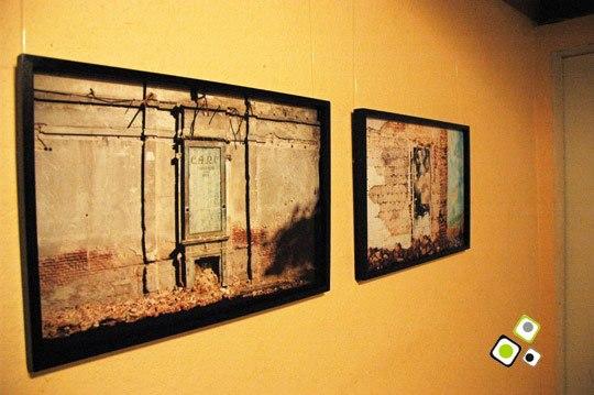 imagen - Majo Zubillaga expone en La Lupa Libros - Julio 2010 © Federico Meneses