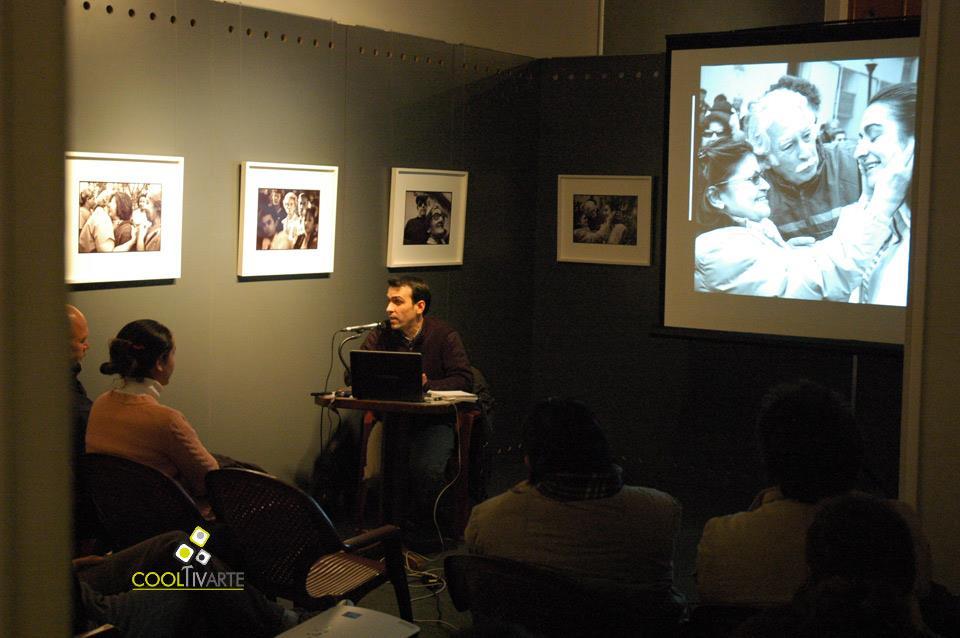 "imagen - Muestra Fotográfica ""Mirada posible"" de Javier Calvelo - Foto: Federico Meneses"