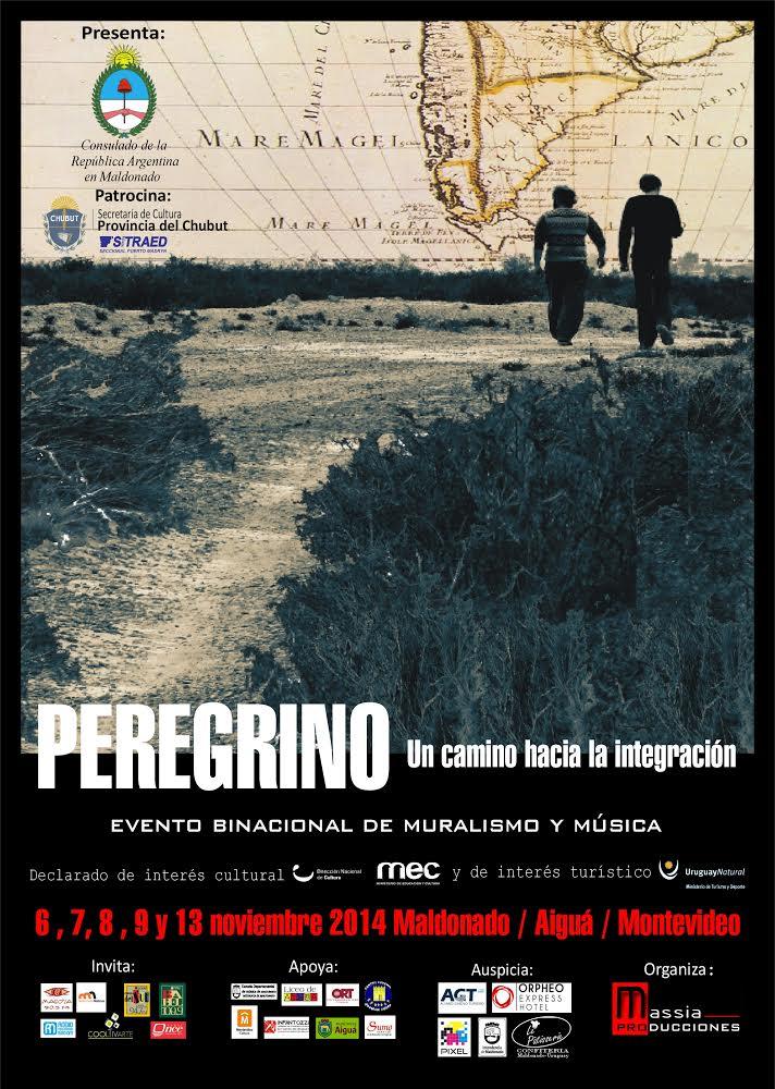 imagen - Peregrino un camino hacia la integracion