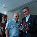 Presentación del libro Más Cerca del Cielo del fotógrafo Marcelo Singer